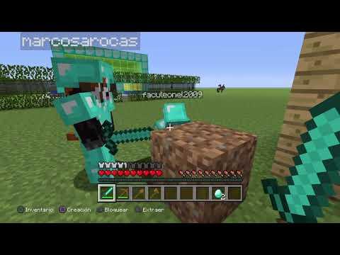 Minecraft a aui no ay cien viva!!! Algo raro