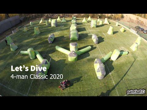Let's Dive - 4-man Classic 2020