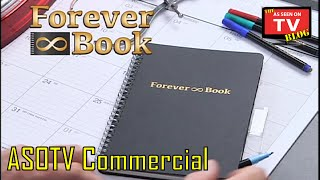 Forever Book As Seen On TV Commercial Buy Forever Book As Seen On TV Dry Erase Notebook