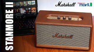 Marshall Stanmore II - De lo MEJOR que hemos escuchado