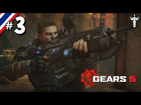 Gears 5 #3 ละครเลือด