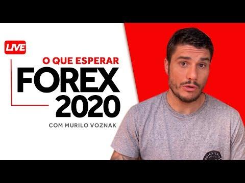O QUE ESPERAR DO FOREX EM 2020