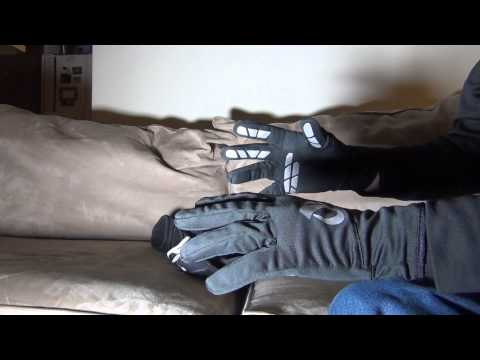 Ultralight Cold Weather Gloves That Don't Restrict Hand Movement