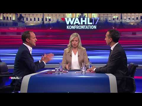 Konfrontation SPÖ - NEOS | Wahl 17