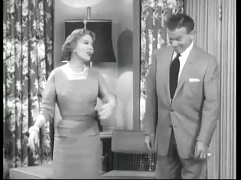 Burns and Allen - Classic Scenes #2 - George & Gracie's last musical number together [clip]