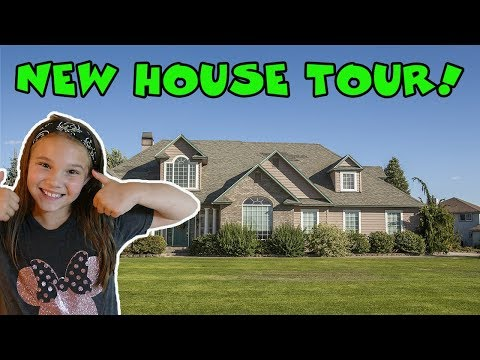 Empty House Tour! We're Moving!