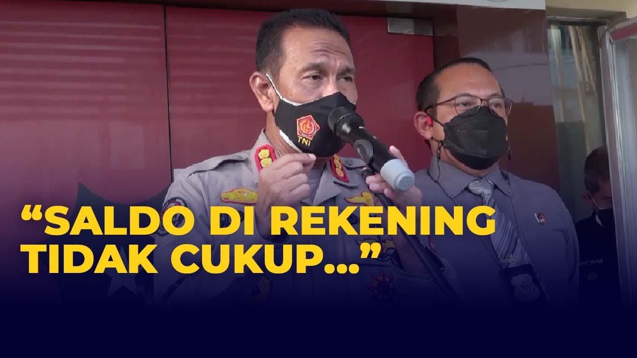 Download Polisi: Donasi Rp 2 triliun Akidi Tio Ternyata Tak Cukup di Rekening