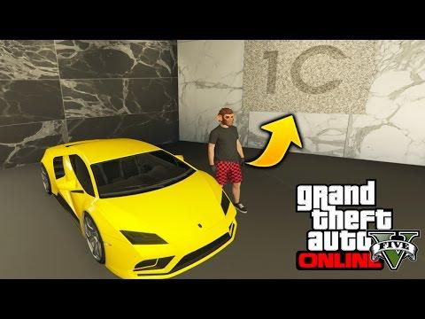 Gta 5 online mi nuevo super yate de 10 millones de dola for Garajes gta v online