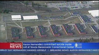 Details On Aaron Hernandez's Prison Suicide