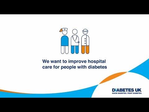 Improving diabetes hospital care | Lesley's story | Diabetes UK