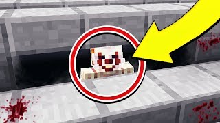 NEVER GO INTO THE SEWER IN MINECRAFT...