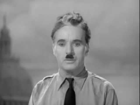 Charlie Chaplin  The Great Dictator Speech John Murphy  Sunshine OST
