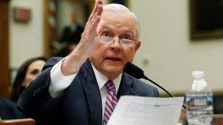 Jeff Sessions  I'm not a fan of Wikileaks