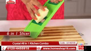 Homeshop18.com- Kitchen Combo by Crystal