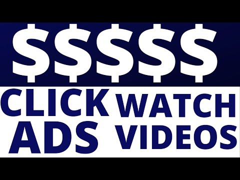 Get Paid To Click On Ads (How To Make Money Online In 2020)