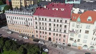 Ikkunatehdas Lasivuorimaa - uusimpia referenssejämme Helsingissä