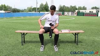 McDavid cross compression short test