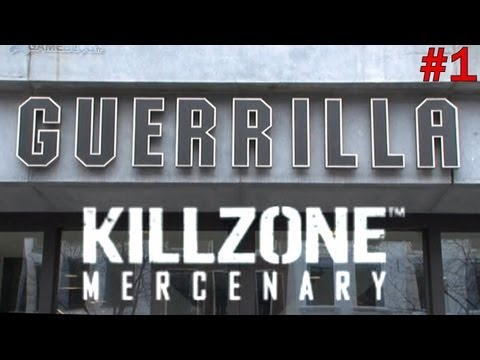 Killzone Mercenary Interview with Guerilla Games and Gameplay PS Vita (2013)