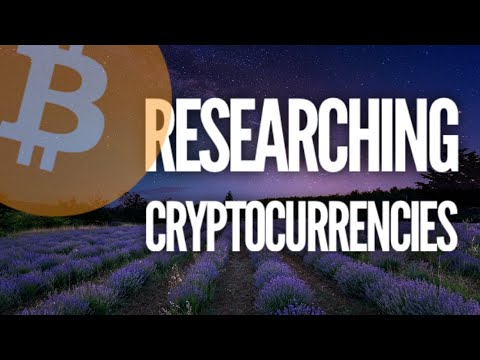 How I Research Cryptocurrencies – Beginners Guide