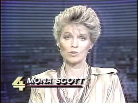WCMH Channel 4 Columbus News Broadcast - December 2, 1986