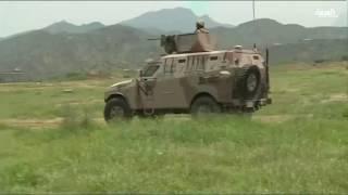 حرس الحدود السعودي يرد على قصف صاروخي للميليشيات ويستهدف موا