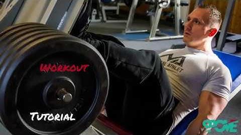SPOVE Sportcommunity: Bodybuilding Workout Tutorial mit Christian Schneider