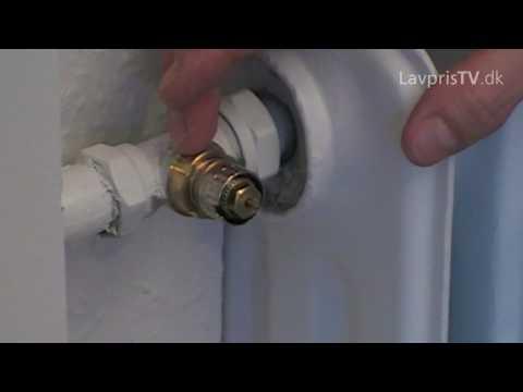 installation guide danfoss radiator thermostat ra2000 doovi. Black Bedroom Furniture Sets. Home Design Ideas
