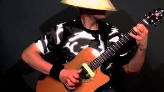 �������� ���� Удивительный стиль игры на гитаре от виртуозного канадского гитариста ������