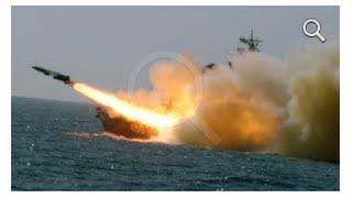 Неудачный запуск ракеты с украинского корабля «Тернополь». Жесть...