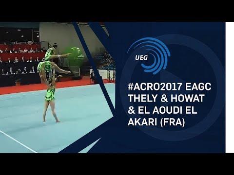 Women's group France - 2017 European Bronze Medallists 12 -18 final