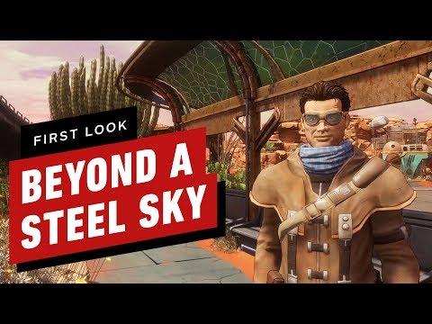 Beyond a Steel Sky выйдет на Xbox One и Playstation 4