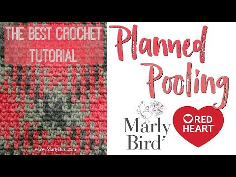 The Best Crochet Planned Pooling Tutorial