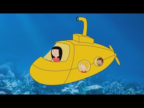 Transportation Song for Kids | Children's Song | Educational