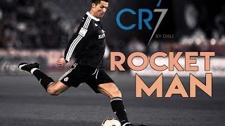 Cristiano Ronaldo - Rocket Man | Long-Shot Goals | HD