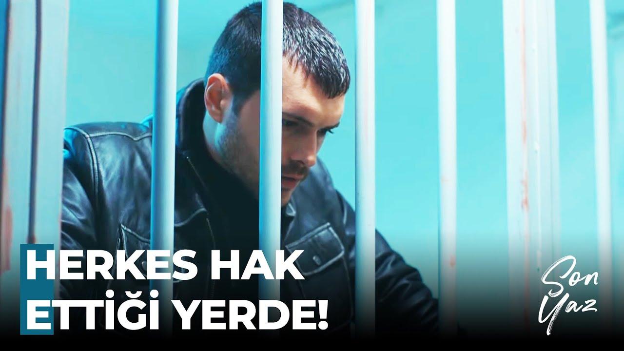 Savcı, Akgün'ü Nezarete Tıktı! – Son Yaz 9. Bölüm