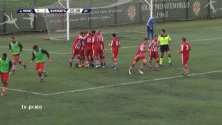 Jolly Montemurlo-Real Forte Querceta 3-2 Serie D Girone E