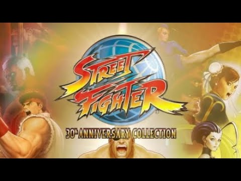 ?AC? ????????????????? 30th????????????? / Street Fighter 30th Anniversary Collection secrets for AC
