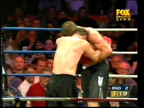 Paul Briggs vs Adrian Bellin
