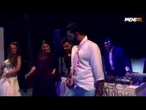 double-couple video featuring Yuvraj Singh, Hazel Keech, Virat Kohli and Anus