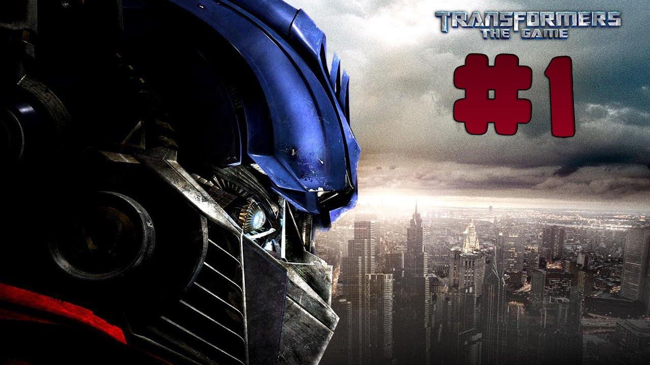 transformers: the game - walkthrough - part 1 - the suburbs