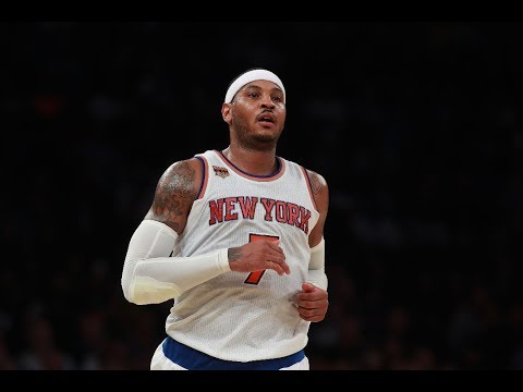 Could Carmelo Anthony Start the Season With the New York Knicks?