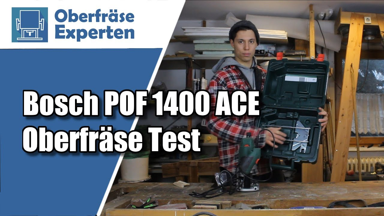 bosch pof 1400 ace test ist die bosch oberfr se etwas f r dich youtube. Black Bedroom Furniture Sets. Home Design Ideas