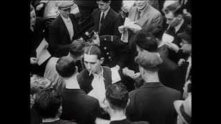 30-е, 40-е гг 20 века. Редк документальное кино.