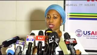 GOOD NEWS: Waziri Ummy Amezindua Dawa za TB Kwa Watoto