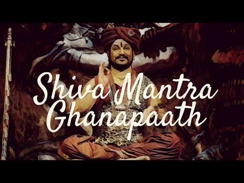Tribute to Swami Nithyananda - Shiva Mantra Ghanapaath