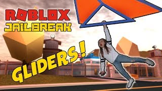 NEW ROBLOX JAILBREAK UPDATE !! - Missiles, Gliders and much more ! - COME JOIN THE FUN !!! - #127