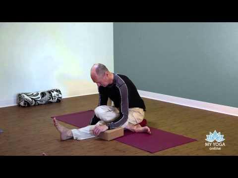 Bernie Clark Yoga Yin Yoga For The Four Quadrants Of The Legs Youtube