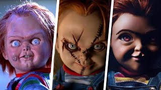 Evolution of Chucky voice (1988-2019) Brad Dourif- Mark Hamill