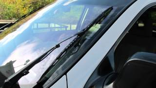 Installation of Rain-X Weatherbeater Wiper Blades on a 2003 Buick Rendezvous - etrailer.com