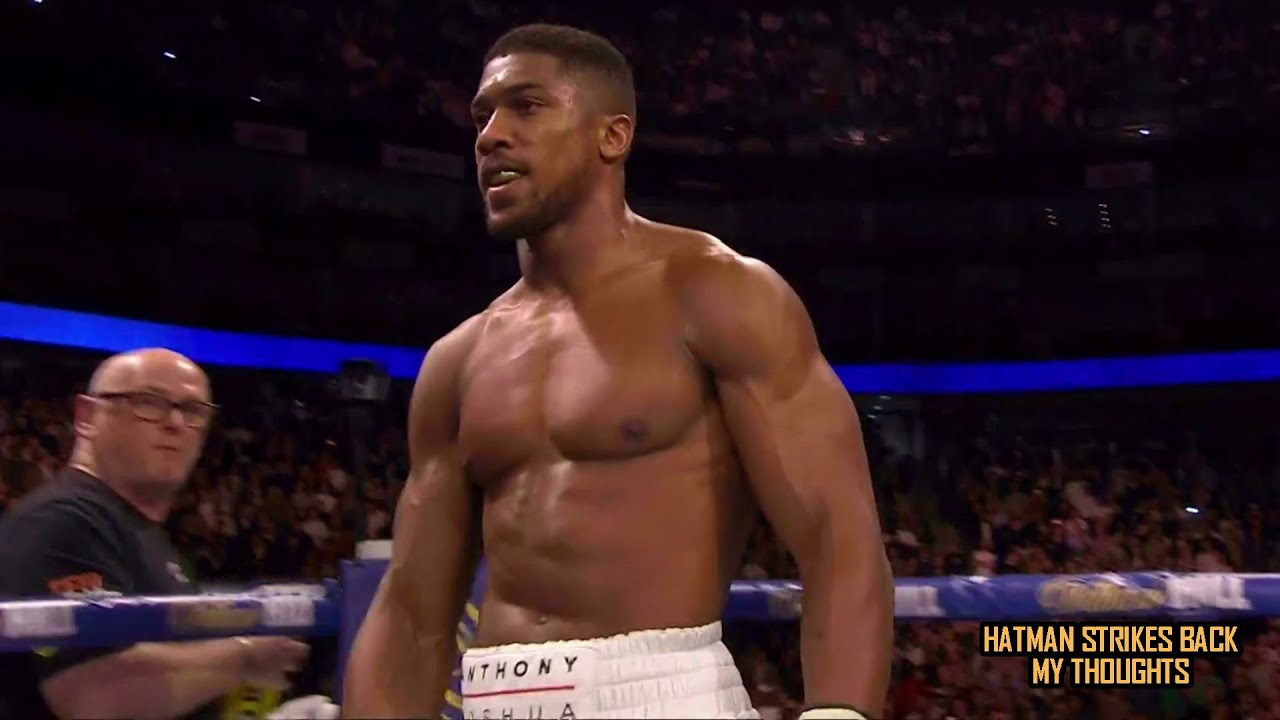 IS ANTHONY JOSHUA ON STEROIDS / PED'S??? - YouTube